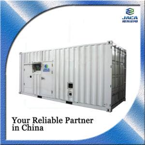 Diesel van Cummins Generator 600 kVA met Stille Container