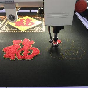 Wonyo 6のヘッド多機能の産業商業使用の刺繍機械
