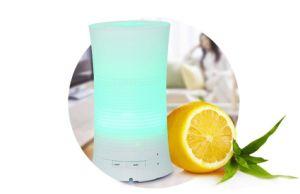 Dispensador de plástico Essentialoil Difusor de Aceites Esenciales Aromaterapia