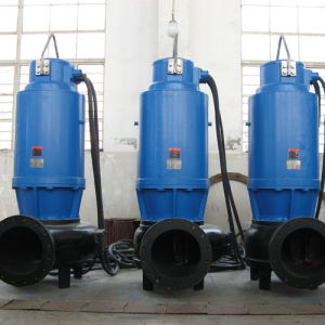 Auslaufende Pumpe Wq Serie