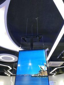43 55 Polegadas leitor de sinalética digital super fino com a LG tela ultra fino