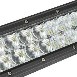 198W 4X4 SUV de la barra de luz LED de alta potencia con 5D