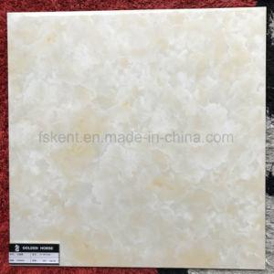 tegel van het Exemplaar van 600X600mm de Verglaasde Porselein Opgepoetste Marmer