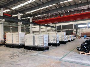 150kVA~725kVA Doosan는 세륨 ISO를 가진 방음 디젤 엔진 생성 세트를 강화했다