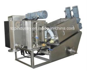 Tratamento de lamas Tpdl desidratação centrífuga para tratamento do papel