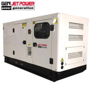 50kVA Diesel van de elektriciteit Stille AC 3 van de Generator Fase