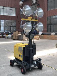 Rplt-1600 5kw de groupe électrogène de secours électrique portable Feux De La Tour