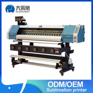 Ployester를 위한 Dx5/4720 4 인쇄 헤드 잉크 제트 승화 인쇄 기계