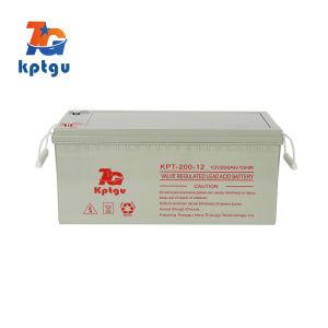 12 V 200 a bateria UPS sem bateria de baixa descarga automática AGM sem manutenção