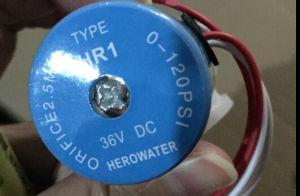 elettrovalvola a solenoide del cilindro di acqua d'alimentazione 36V per purificazione di acqua del RO