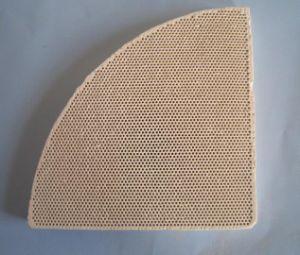 근청석 LPG를 위한 적외선 세라믹 벌집 가스 버너 격판덮개