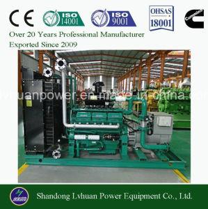 generatore del biogas di 200kw 300kw 400kw 500kw con Cummins Engine