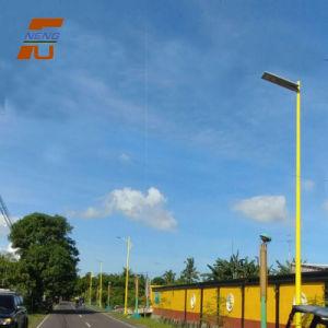 Im Freien Solar-integriertes Straßenlaternealles LED-40W in einem