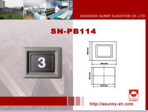 Geleuchteter Drucktastenschalter (SN-PB114)