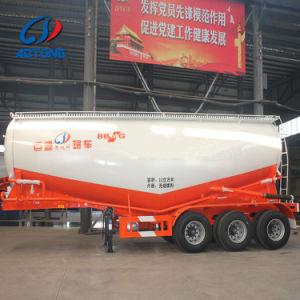 무거운 짐 40ton 대량 시멘트 유조선 트레일러 (선택 양)