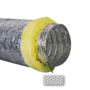 Akustische Isolierflexible Aluminiumleitung