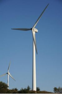 Torre del viento de la fuente