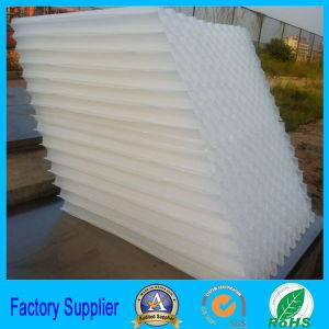 Tubo Hexagonal blanco colono para tratamiento de aguas residuales