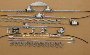 Morsetto della sospensione della lega di alluminio per il cavo Opgw/di ADSS