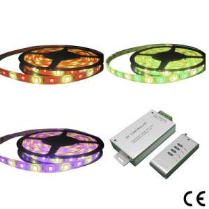 Comercio al por mayor 60LED/M 3528&5050 tira de LED flexible