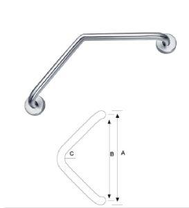 Punho da tração da porta do aço inoxidável da qualidade de Hight (FS-1907)
