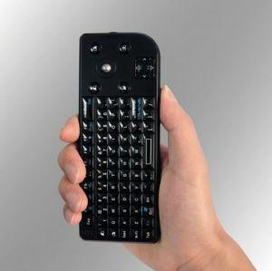 2.4G de draadloze MiniWijzer AK601 van het Toetsenbord, van de Muis & van de Laser voor PC van de Tablet, TV Google