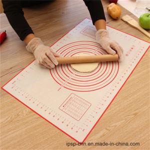 Силиконовый Non-Stick коврик для выпечки тесто выпечка глиняные блока лист гильзы цилиндра