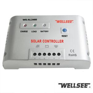 Wellsee WS-AL2460 60uma rua Solar 12/24V Controlador de Luz