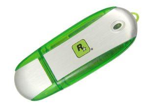최신 회전대 USB 섬광 드라이브 (002)