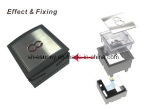 Höhenruder Push Buttons mit Arch Face (SN-PB510)