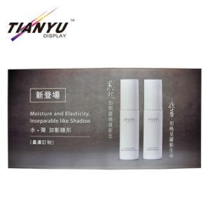 Реклама с задней подсветкой LED Безрамные ткань блок освещения