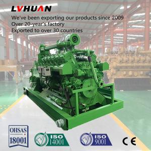10-1000утвержденном CE КВТ биогаза на базе двигателя генератор биогаза 1 МВТ