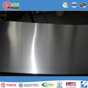 Strato dell'acciaio inossidabile del professionista 304L 316L 321 310S 347H per il progetto