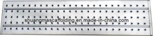 頑丈なScaffolding Board (広州の工場で作られる)