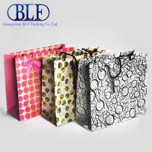 Поощрение бумажных мешков для пыли (BLF-PB081)