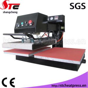 Zweistellige Wärmeübertragung-Drucken-Hauptmaschine (STC-QD04) rütteln