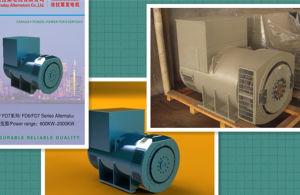 Générateur 1400kVA-2500kVA générateurs AC /400V~50Hz (1500tr/mn) AC Alternateur sans balai Diesel