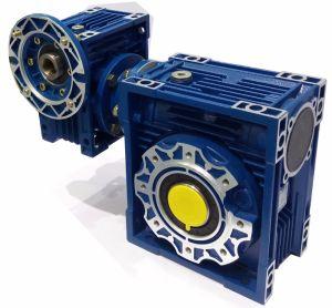 Двойной червячная передача мощности063/030 Nmrv Коробки передач механические узлы и агрегаты