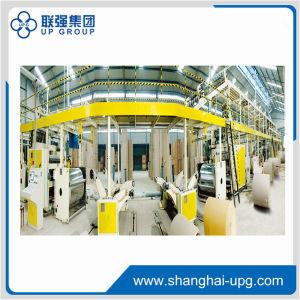 Lq180-2000/1600-5 Ply linha de produção de papelão ondulado