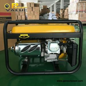 5KW 5kVA para motor Honda Gerador Gasolina portátil com marcação CE