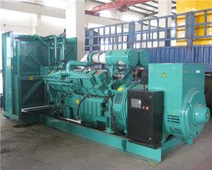 60Hz 750kw met de Diesel Silencioso van de Generator van Cummins