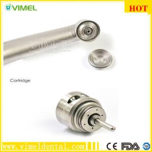 高速Handpieceの歯科標準押しボタンのファイバー光学Handpiece