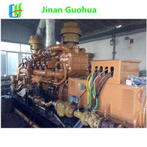 油田で使用される500kw天燃ガスの発電機