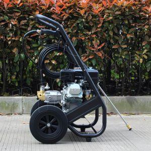 Зубров Китая 2600 фунтов на 180 бар портативный автомобильный высокого давления шайба, бензин автомобильный 6.5HP Мойки, шайбу и шайбу давления топлива