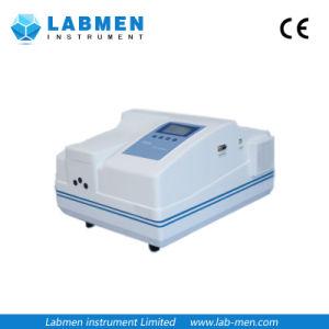 Цифровой дисплей виден спектрофотометр в 350-1020 нм