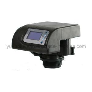 Downflowのタイプ(ASD2-LCD)の自動水軟化剤弁