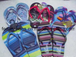 Смешанные конструкций женщин и мужчин тапочки запасов сандалии запасов (FFST111801)