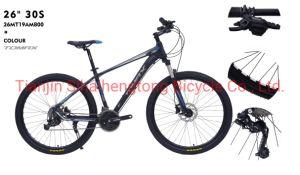 Bicicleta de Montaña de aleación de 30 marchas MTB Fabricado en China