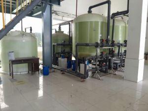 Cliente africanos como a dessalinização da água de osmose inversa fábrica de água RO
