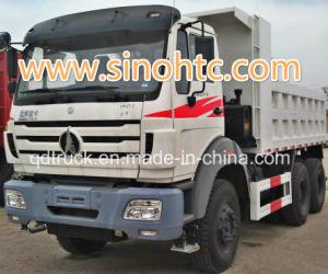 De vrachtwagen van Beiben en beiben stortplaatsvrachtwagen met wiel 12
